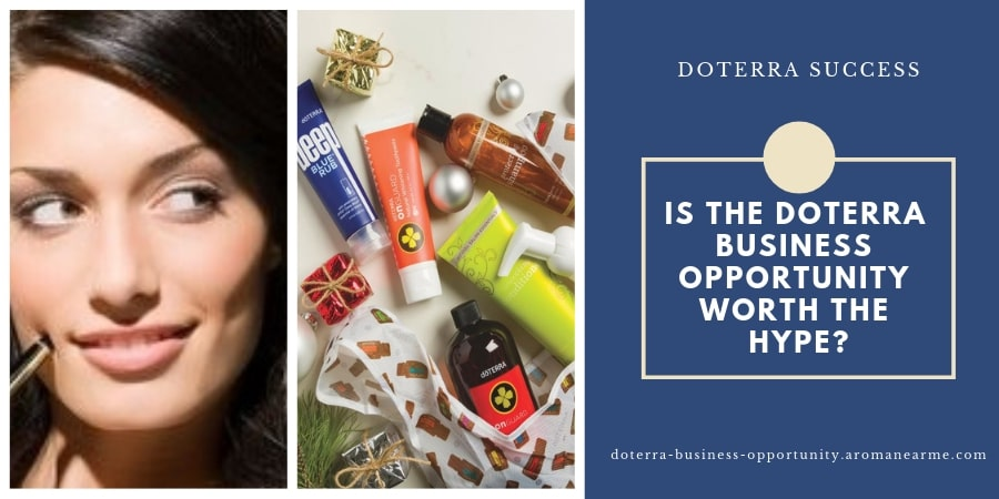 Is the Doterra business opportunity worth the hype?